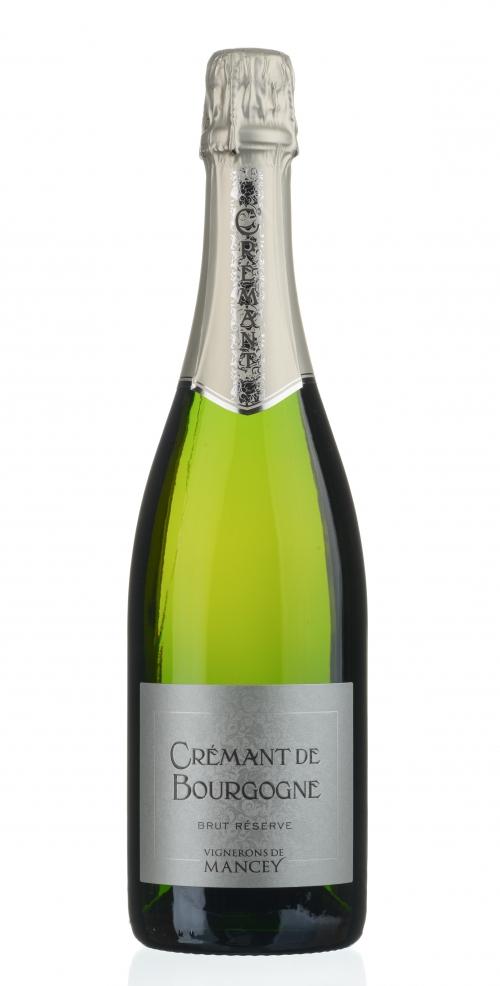 Vignerons de Mancey, Cremant de Bourgogne, Brut Reserve 750ml